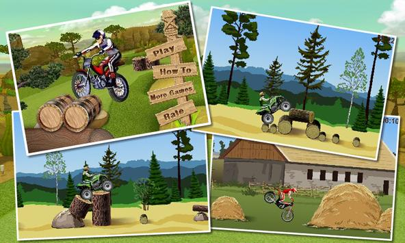 Stunt Bike Racing poster