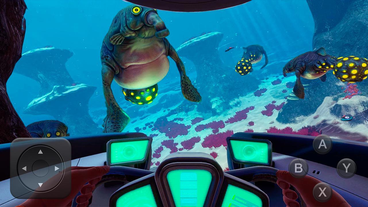 download subnautica on android phone