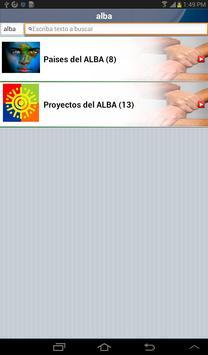 E-alba screenshot 1