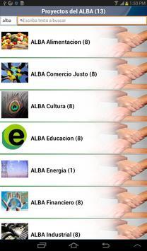 E-alba screenshot 3