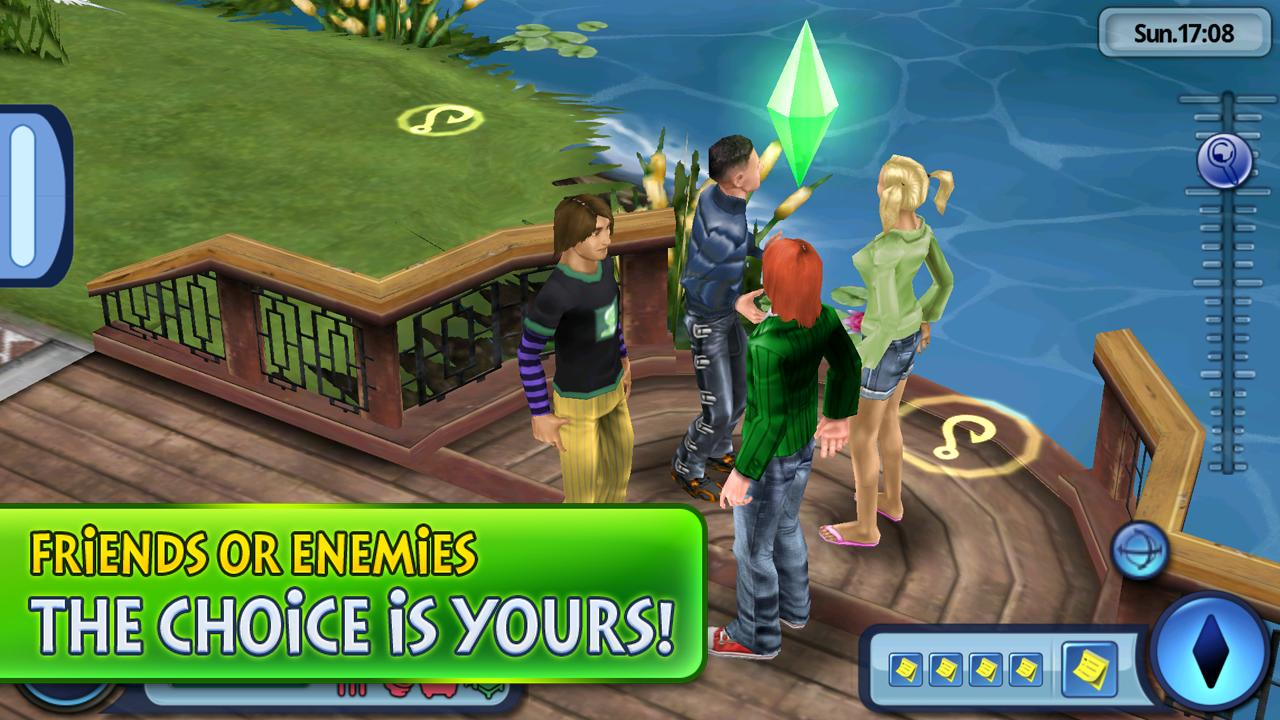 The Sims 3 MOD APK 1.6.11 (Unlimited Money) 5