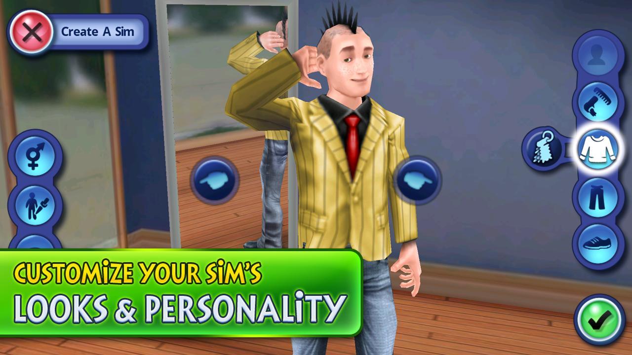 The Sims 3 MOD APK 1.6.11 (Unlimited Money) 1