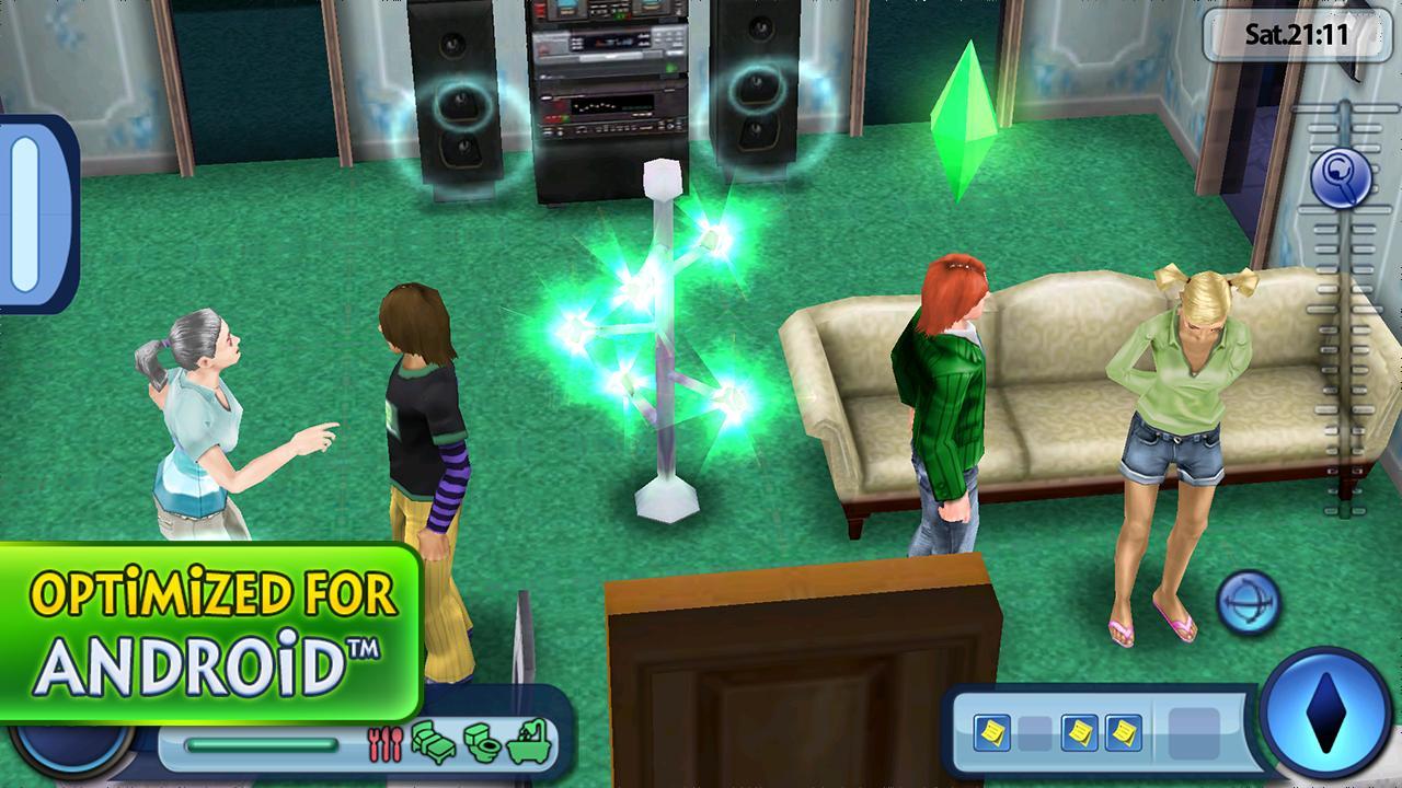 The Sims 3 MOD APK 1.6.11 (Unlimited Money) 3