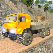 Offroad Truck Driving 3D Sim icon