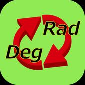 Deg2Rad icon