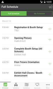 EAST Conference screenshot 1