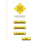 East West Hostel icon