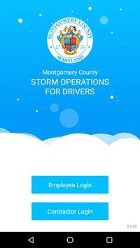 SnowIQ Driver poster