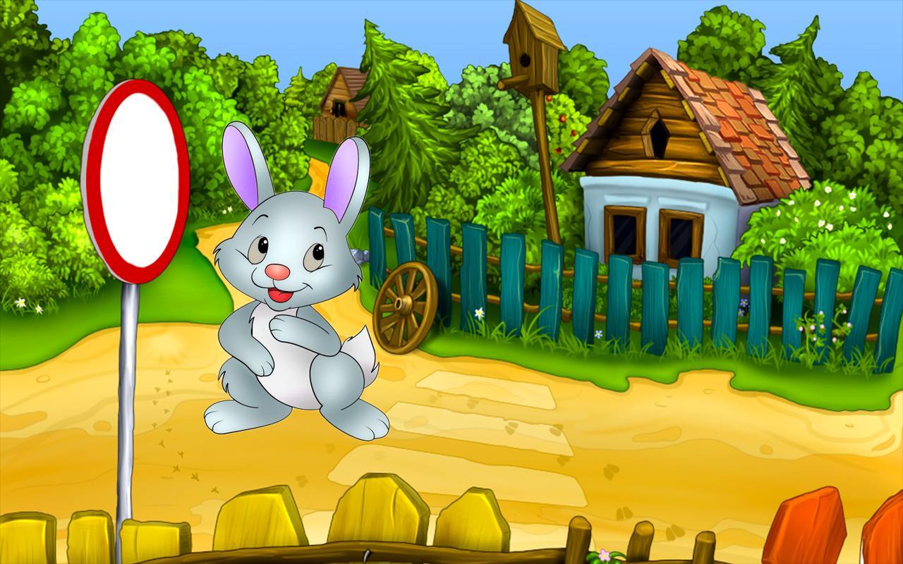 Easter Bunny Run Adventure poster