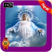 New Virgin Mary WP icon