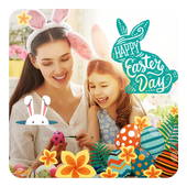 Easter Photo Greeting Cards icon