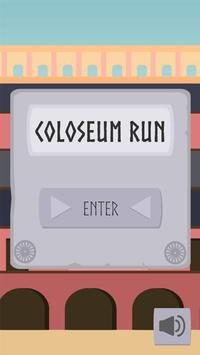 Colosseum Run poster