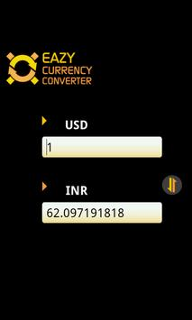 Eazy Currency Converter poster