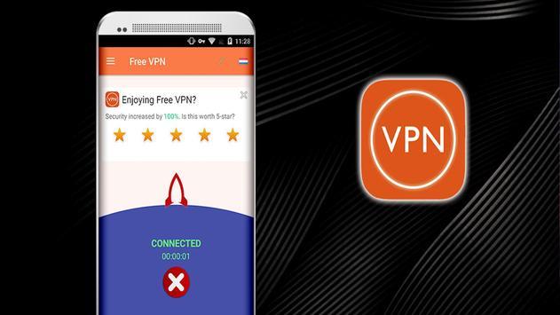 Free VPN poster Free VPN apk screenshot