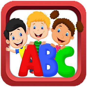 Alphabet Song For Kids Free poster