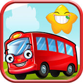 Wheels On The Bus Kids Songs icon