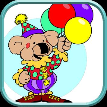 Abc Balloon Pop apk screenshot
