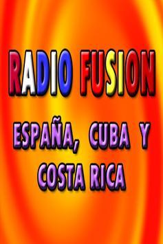 RADIO FUSION ESPAÑA, CUBA Y COSTA RICA screenshot 4