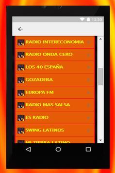 RADIO FUSION ESPAÑA, CUBA Y COSTA RICA screenshot 3