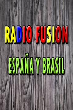 RADIO FUSION ESPAÑA Y BRASIL screenshot 3