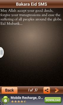 Bakri Eid Mubarak Wishes SMS apk screenshot