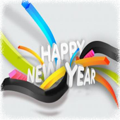 Happy New Year Gujrati SMS Msg icon