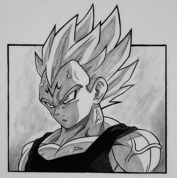 Learn To Draw dbz Characters screenshot 1