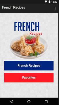 French Recipes screenshot 3
