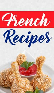 French Recipes poster