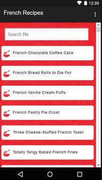 French Recipes screenshot 4