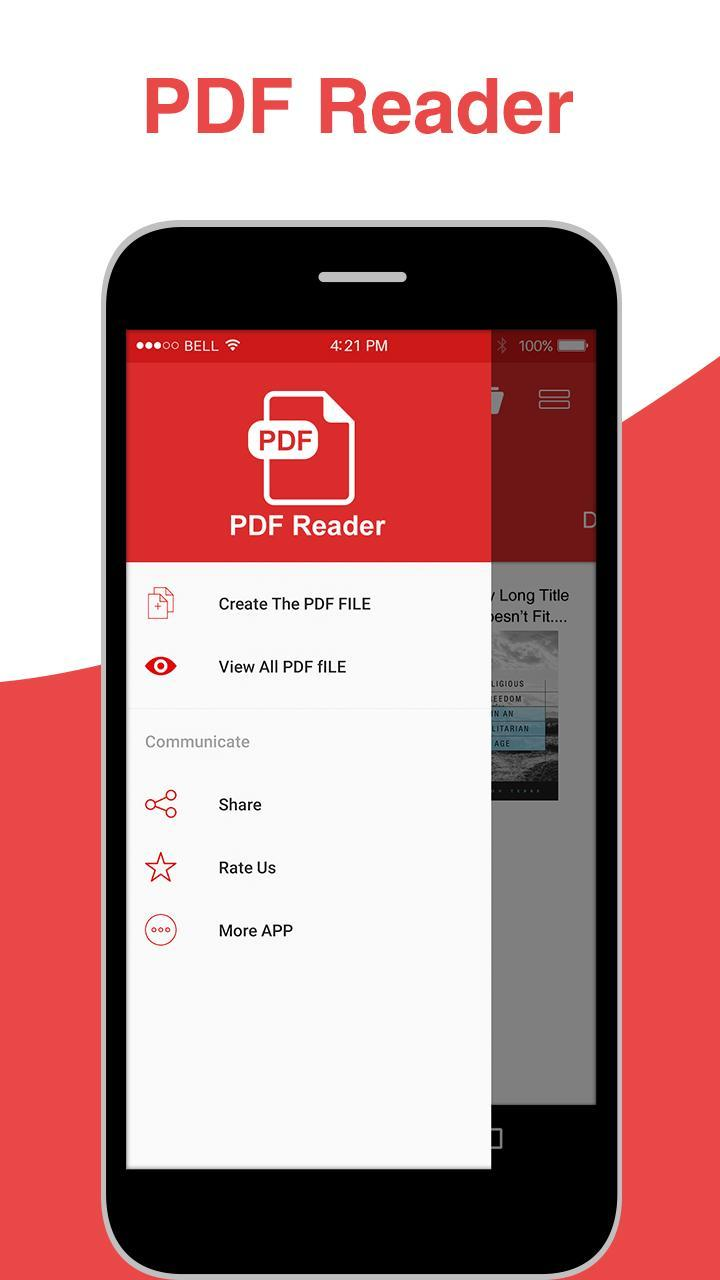 Easy PDF Reader - View PDF File, PDF Creator for Android - APK ...