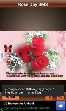 Rose Day Send SMS And Images screenshot 3