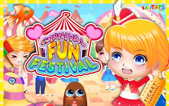 Carnival Fun Festival - Play & Manage poster