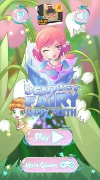 Dentist Fairy Happy Teeth poster