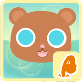 Little Zoo Day Care Zookeeper-icoon