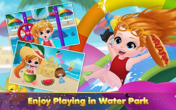Water Park Summer Fun Aqua Games apk screenshot