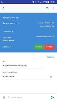Easytask: İş, Süreç & Proje screenshot 4