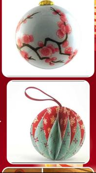 Easy To Make Christmas Decorations poster
