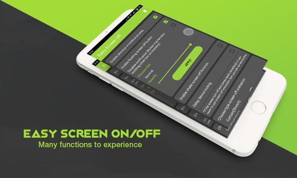 Easy Screen Off apk screenshot