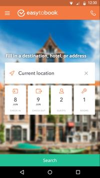 Easytobook Hotels poster