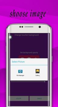 Asisstive Touch for phone apk screenshot