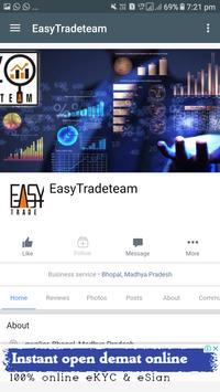 Easy Trade Team screenshot 6