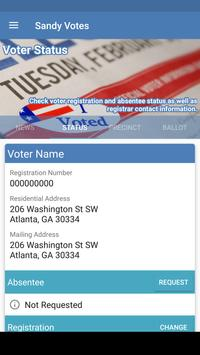 Sandy Votes (Unreleased) apk screenshot