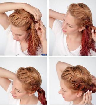 Easy Wavy Hairstyle Tutorials screenshot 3
