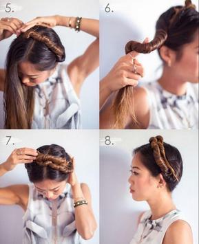 Easy Wavy Hairstyle Tutorials screenshot 1