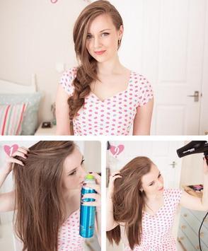 Easy Wavy Hairstyle Tutorials screenshot 2