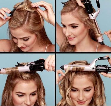 Easy Wavy Hairstyle Tutorials screenshot 5