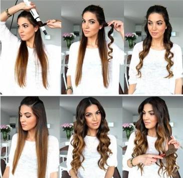 Easy Women Hairstyle Tutorial screenshot 3