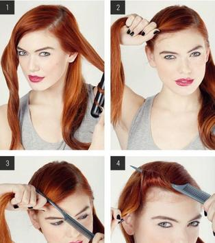 Easy Women Hairstyle Tutorial poster