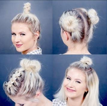 Easy Women Hairstyle Tutorial screenshot 2